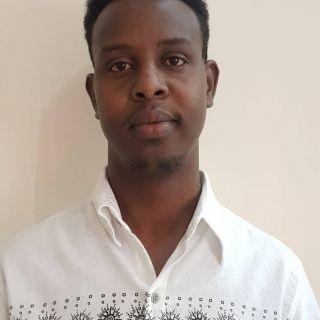 Mr Abdilaahi Ainaashe