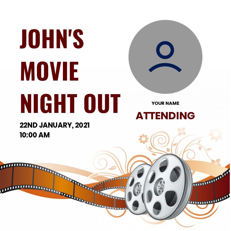 John's Movie Night Out