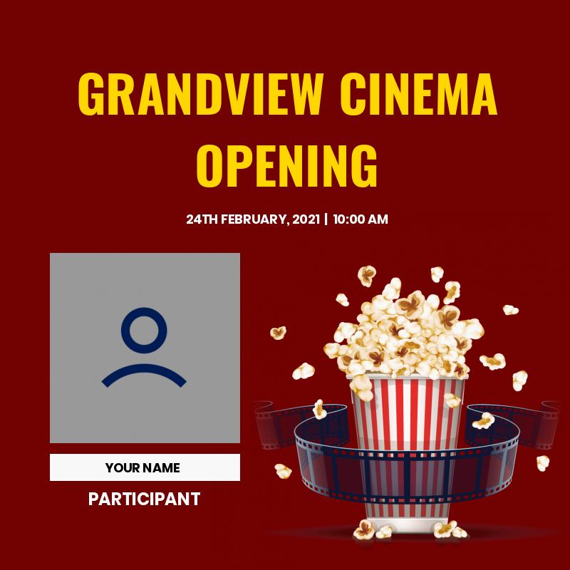 GrandView Cinema Opening
