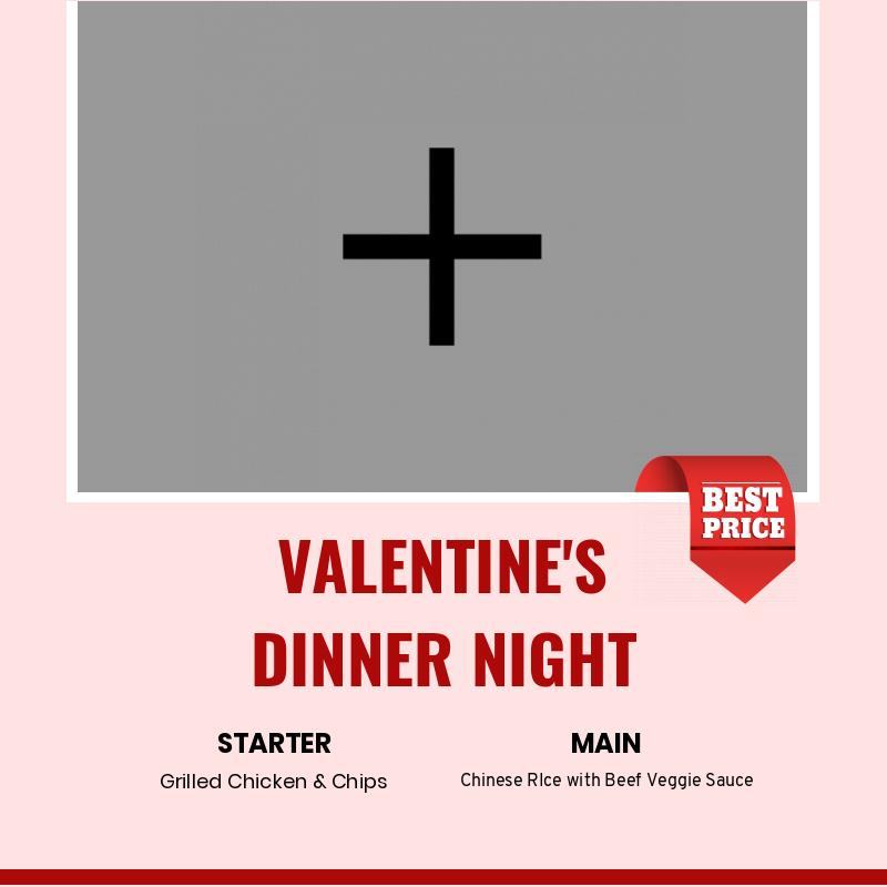 Valentine's Dinner Night