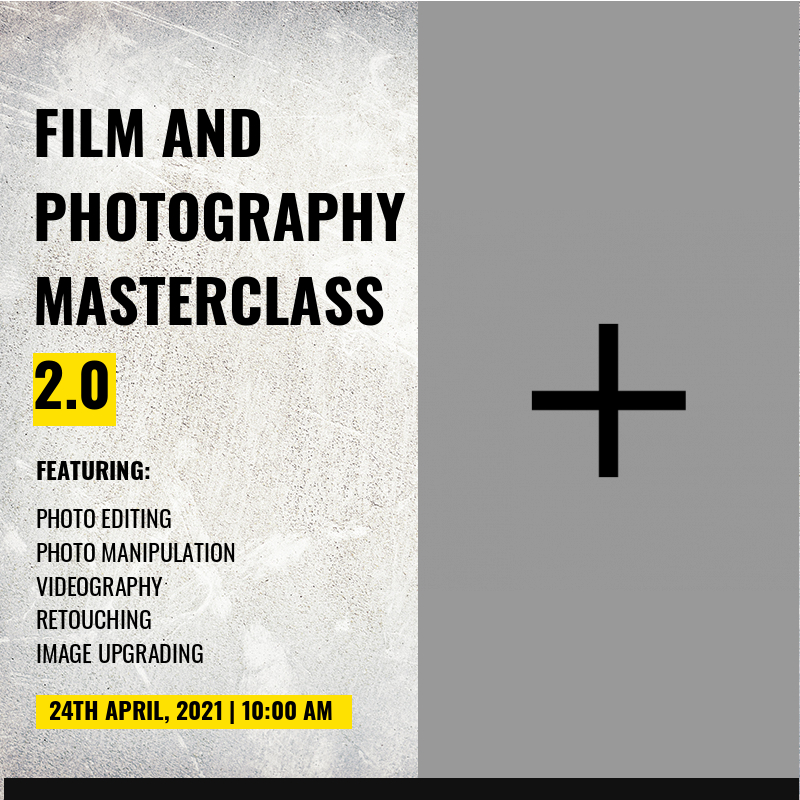 Film and Photography Masterclass 2.0