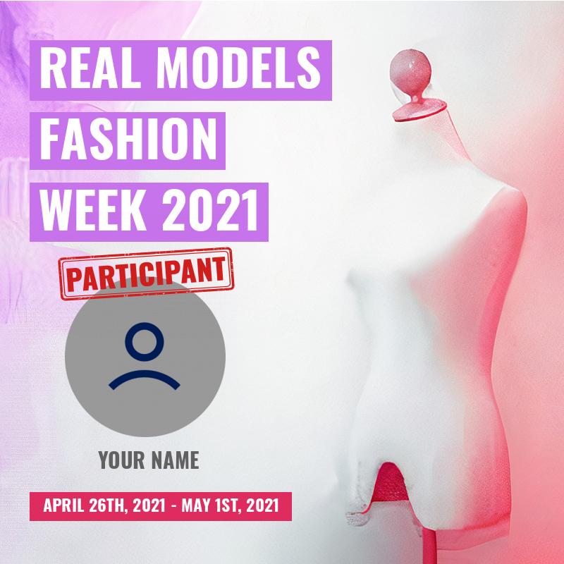 Real Model fashion week 2021