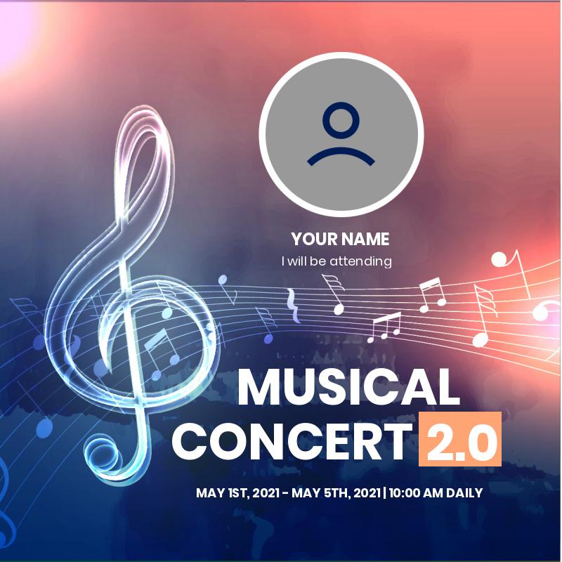 Musical Concert 2.0